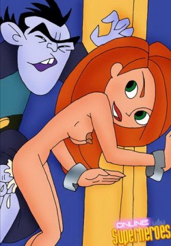 Kim and Drakken - Kim Possible sex story