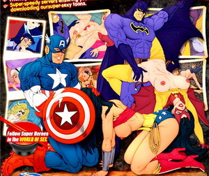 Naked superheroes - X-men - Online SuperHeroes X-men XXX Comics