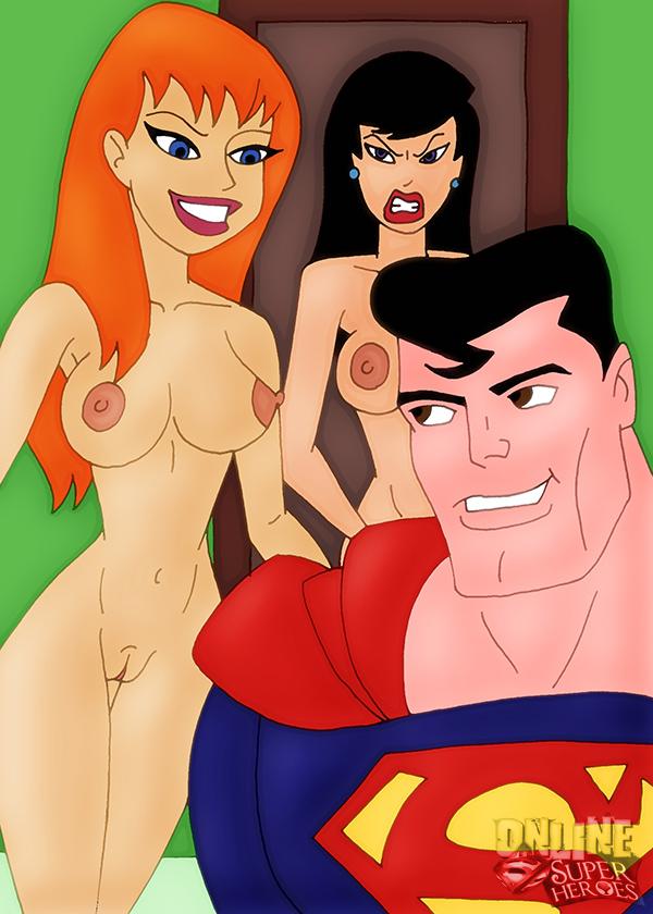 Sex superman style