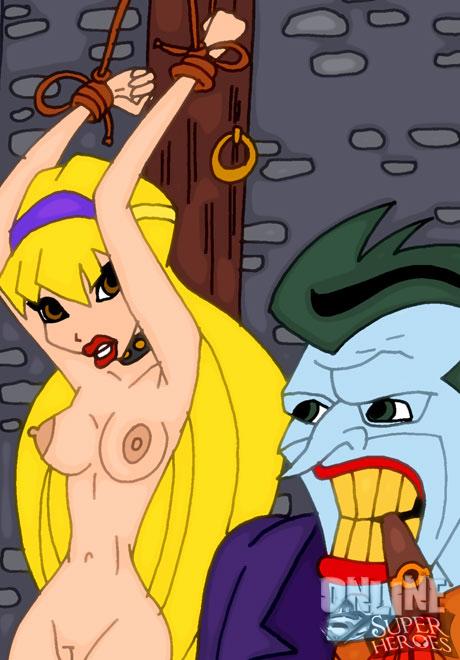 Mix porn comics 04