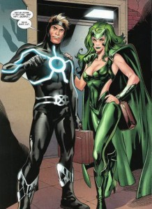 Polaris and Havok xxx comics